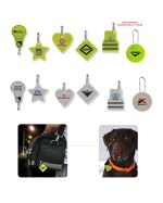 Safety Mini Reflective Tags