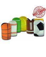 Sports Themed Custom Stubbies