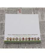 Printed Sticky Notes 7x7.5cm