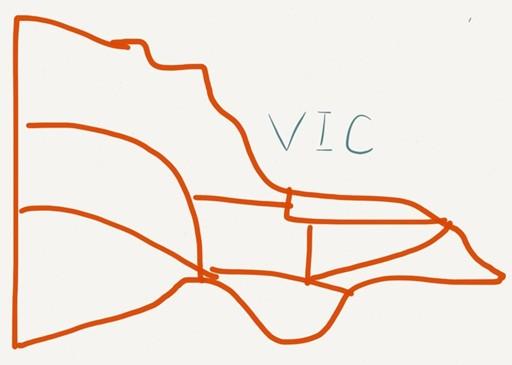 victoria location